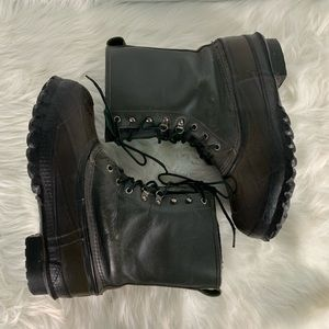 Lacrosse Made in USA Duck Boots Size 10